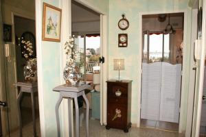 L'epsom, Апартаменты  Кань-сюр-Мер - big - 14