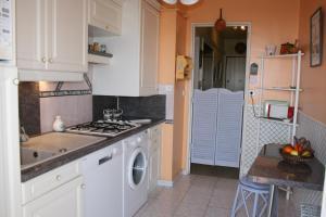 L'epsom, Апартаменты  Кань-сюр-Мер - big - 16
