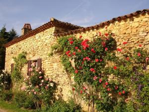 Maison De Vacances - Loubejac 12, Prázdninové domy  Saint-Cernin-de-l'Herm - big - 4