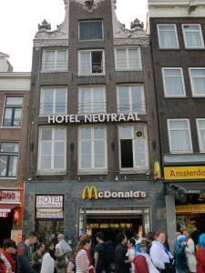 Budget Hotel Neutraal - Amsterdam