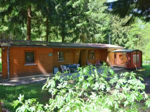 Luxury Holiday Home in Finsterbergen With Sauna