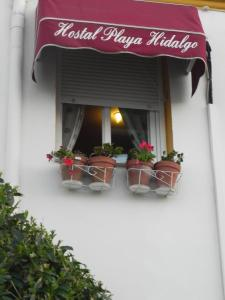 Hostal Playa Hidalgo, Guest houses  Rota - big - 18