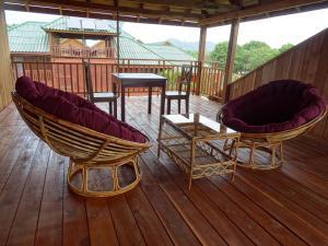 Ratanakiri Paradise Hotel & SPA, Отели  Banlung - big - 79