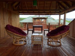 Ratanakiri Paradise Hotel & SPA, Отели  Banlung - big - 83