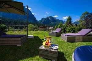 Residence Cavanis Wellness & Spa, Апарт-отели  Sappada - big - 49