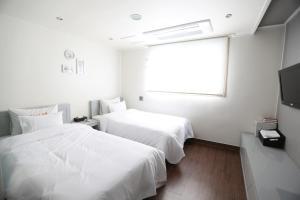 Residence Mumum Hotel, Szállodák  Puszan - big - 79