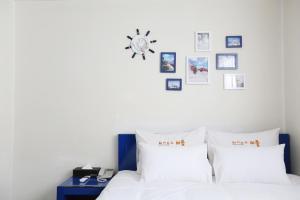 Residence Mumum Hotel, Szállodák  Puszan - big - 93