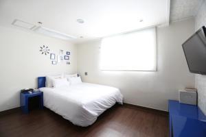 Residence Mumum Hotel, Szállodák  Puszan - big - 94