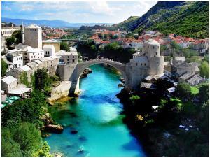 Luxury Studio Yasmine, Ferienwohnungen  Mostar - big - 31