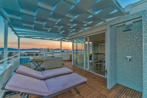 Sunset Penthouse Apartment With Jacuzzi - Zadar
