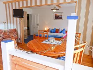 Hotel Wald & Meer, Aparthotely  Ostseebad Koserow - big - 7