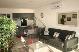 Appartement Le Chantilly 3, Apartments  Cagnes-sur-Mer - big - 13