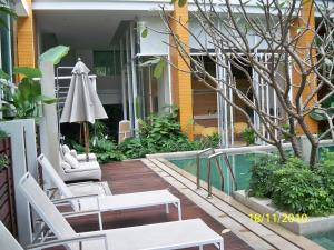 Studio in Haven, Apartments  Bangkok - big - 107