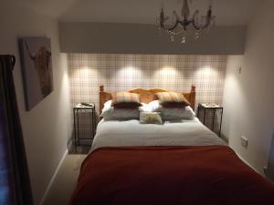 Lodge at Lochside, Отели типа «постель и завтрак»  Bridgend of Lintrathen - big - 13