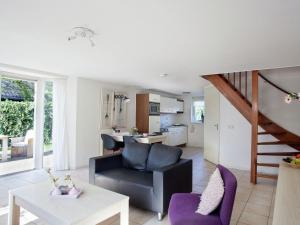 Holiday home Bungalowpark T Lappennest, Holiday homes  Noordwijk - big - 33