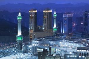 Hilton Makkah Convention Hotel..