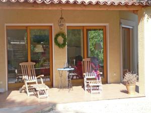 Villa Saignon, Vily  Saignon - big - 6