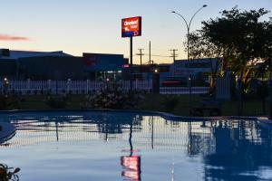 Cleveland Thermal Motel, Motely  Rotorua - big - 1