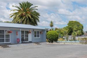 Cleveland Thermal Motel, Motely  Rotorua - big - 43