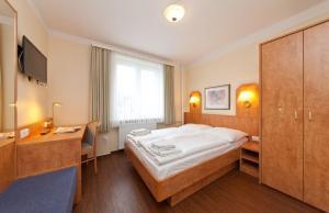 Centrum Hotel Wikinger Hof Hamburg, Гостевые дома  Гамбург - big - 45