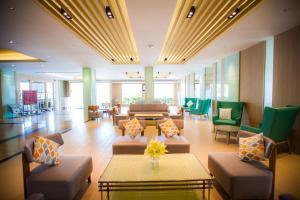 Golden City Rayong Hotel - Ban Thai Wat Khot