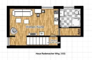 Ferienhaus Binz, Apartmány  Binz - big - 50