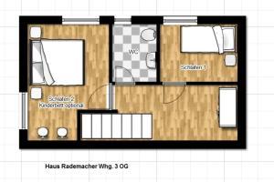 Ferienhaus Binz, Apartmány  Binz - big - 49