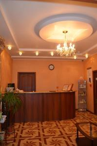 Hotel on Teatralnaya street - Kolonets