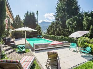 Location gîte, chambres d'hotes Large and tasteful Alpen Chalet at the foot of the skiing area Les Portes du Soleil dans le département Haute Savoie 74