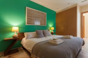 Soho Lounge - Space Maison Apartments, Apartmány  Sevilla - big - 3