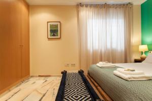 Soho Lounge - Space Maison Apartments, Apartmány  Sevilla - big - 16