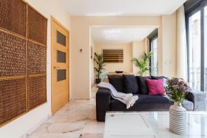 Soho Lounge - Space Maison Apartments, Apartmány  Sevilla - big - 18