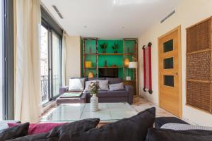 Soho Lounge - Space Maison Apartments, Apartmány  Sevilla - big - 19