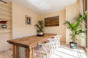 Soho Lounge - Space Maison Apartments, Apartmány  Sevilla - big - 20