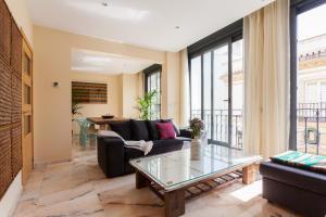 Soho Lounge - Space Maison Apartments, Apartmány  Sevilla - big - 23