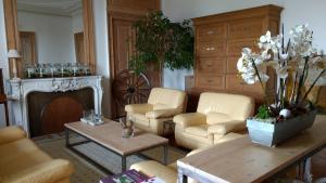 Chambres d'Hôtes - Villa Ariane, B&B (nocľahy s raňajkami)  Honfleur - big - 49