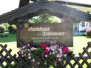 Pension Schlömmer, Гостевые дома  Санкт-Гильген - big - 43