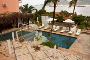 Hotel Vista Bella, Hotels  Ilhabela - big - 30