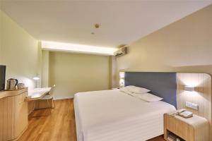 Hanting Hotel Suide Fuzhou Square, Hotely  Yulin - big - 49