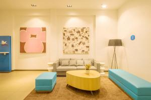 Hanting Hotel Suide Fuzhou Square, Hotely  Yulin - big - 13