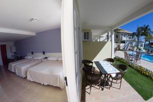 Hotel Residencial Portoveleiro, Гостевые дома  Кабу-Фриу - big - 54