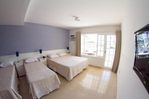 Hotel Residencial Portoveleiro, Гостевые дома  Кабу-Фриу - big - 55