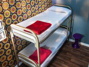 Location gîte, chambres d'hotes Woodstock Montmartre by Hiphophostels dans le département Paris 75