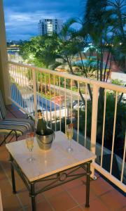 Inn Cairns, Апарт-отели  Кэрнс - big - 4