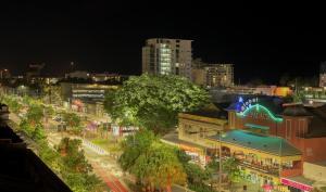 Inn Cairns, Aparthotels  Cairns - big - 10