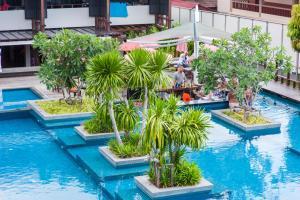 Am Samui Palace, Resorts  Lamai - big - 78