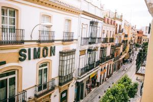 Soho Lounge - Space Maison Apartments, Apartmány  Sevilla - big - 28