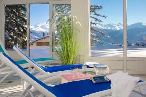 Hotel Helvetia Intergolf - Crans-Montana