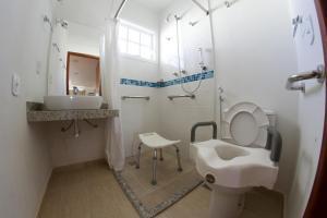 Hotel Residencial Portoveleiro, Гостевые дома  Кабу-Фриу - big - 53