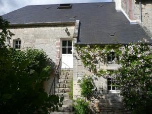 La Grange Du Château, Prázdninové domy  Lantheuil - big - 6